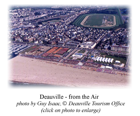 Deauville - from the Air