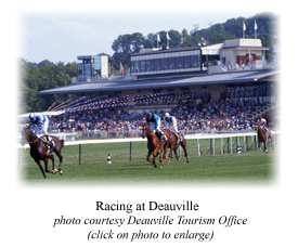 Racing at Deauville